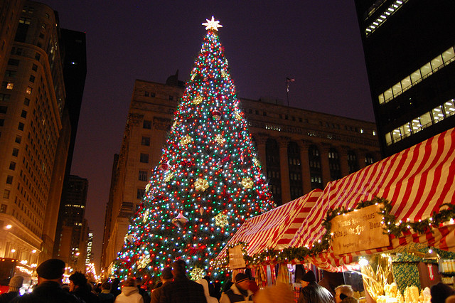 Chicago Christmas.What To Do In Chicago Chicago Christmas Events Christmas