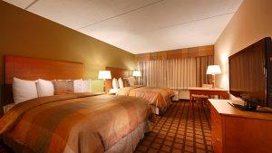 Double Queen Bedded Room