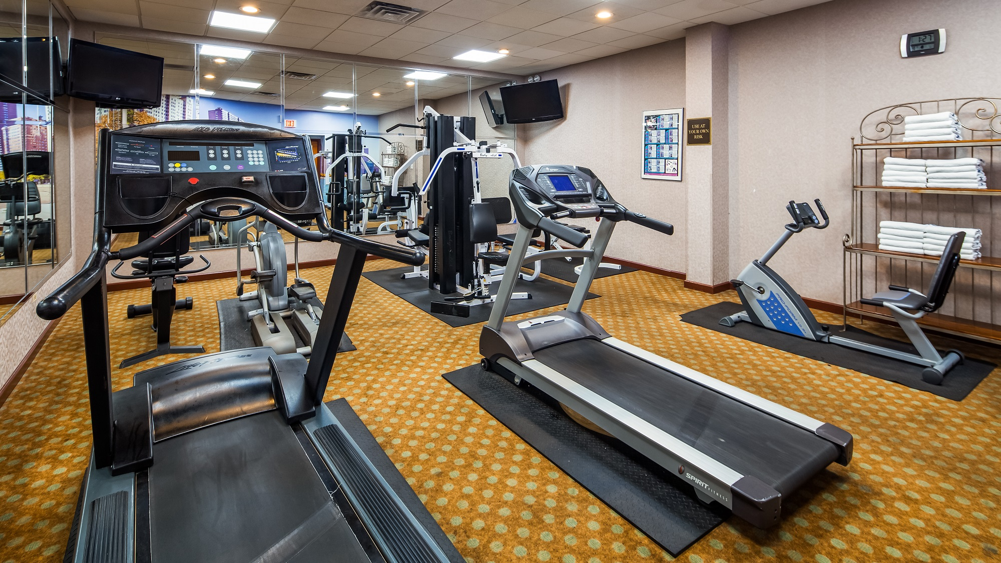 Fitness centers in chicago hotels in hillside il best western