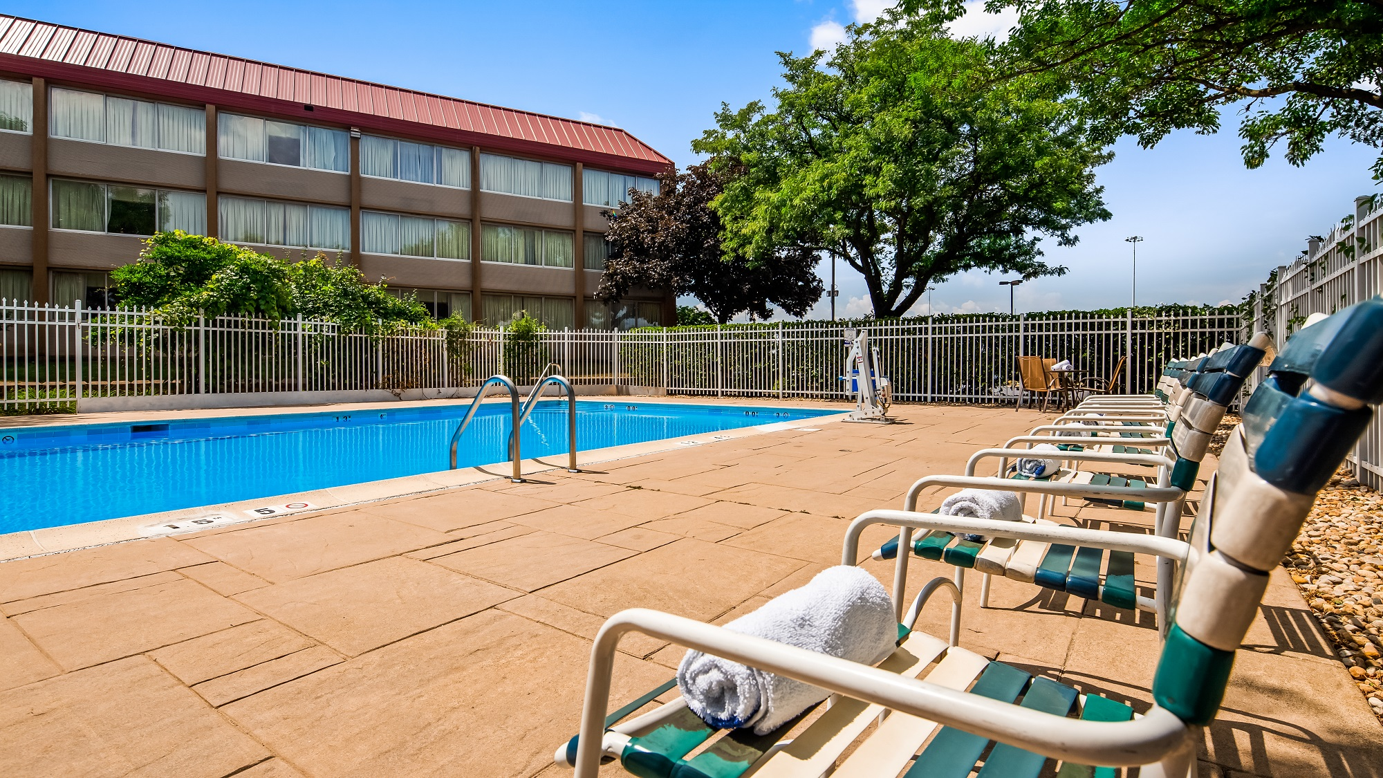 Hillside Il Hotels In Chicago With Pools O Hare Airport Hotel Best